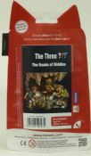 tonies 10028 The Three ???: The Realm of Riddles tonie